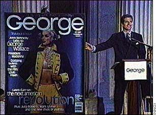 George_debut