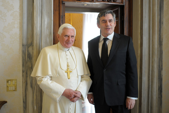Gordon+Brown+Meets+Pope+62tncr6Gez0l