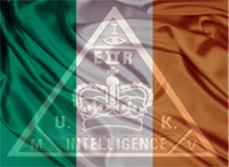 IRA/MI5 FLAG THE FLAG OF ALL TRUE PAEDOS