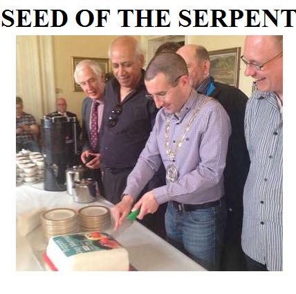 """Gen 3:15 """"Thy seed"""""""