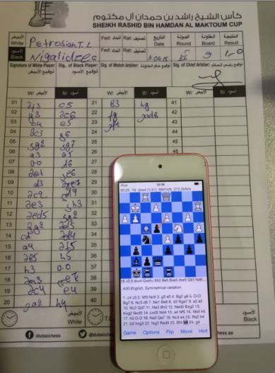 chesscheatingDubai