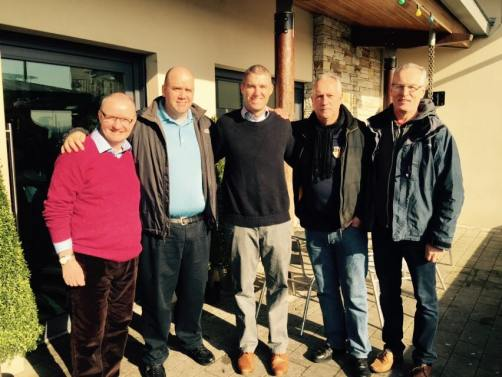 Sir Gerry Kelly meets the Jesuits