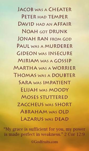 Bible list