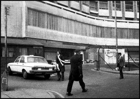 Europa Hotel 1970s
