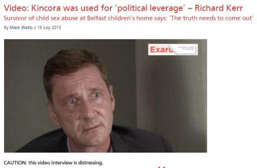 Richard Kerr-Exaro interview