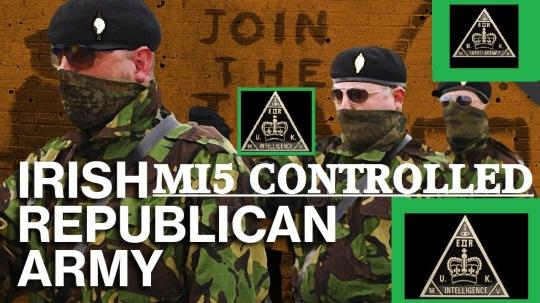 IRA/MI5