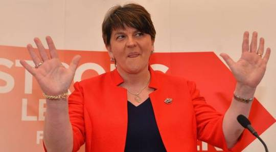 Could you believe Arlene and her merry band of lying deceivers?