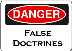 FalseDoctrineWarningSign