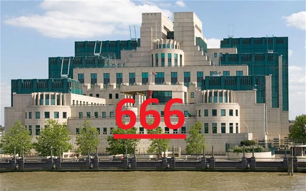 MI6BUILDING666